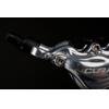 Formula Cura schijfrem achterwiel 165cm zilver